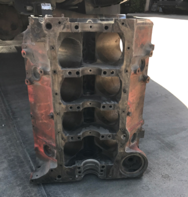 Grumpy's Heart - 350 Small Block / 4 Bolt Main