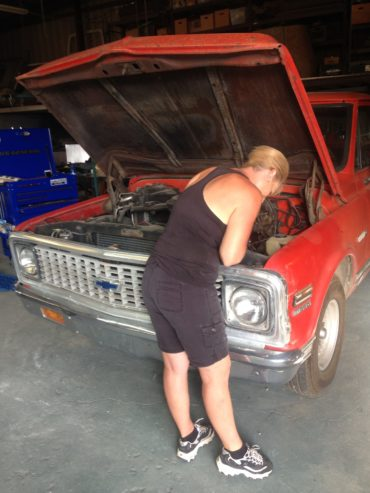 All Woman C10 Build