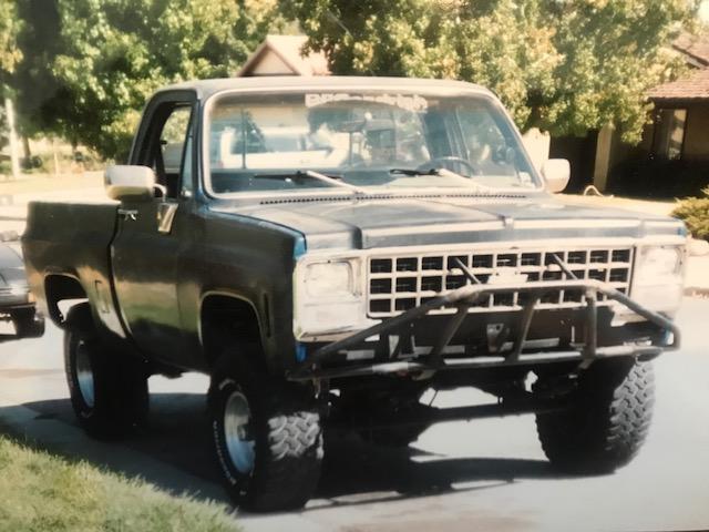 Big Mike's '79 Chevy Silverado