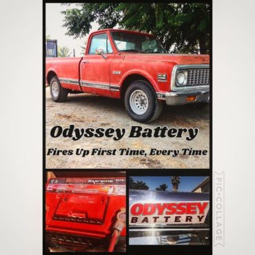 Odyssey Battery - the ONLY Battery We Trust For Our Own Rigs!