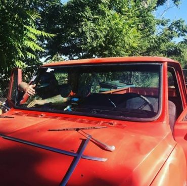 New Windshield Thanks to A Cut Above Auto Glass